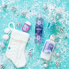 We've got a flurry of frosty fragrances that your favorite snow bunny will love getting in her stocking this Christmas!