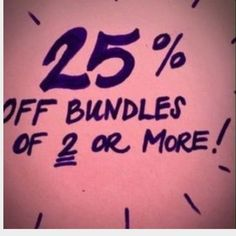 Use the bundle tool  Forever 21 Other