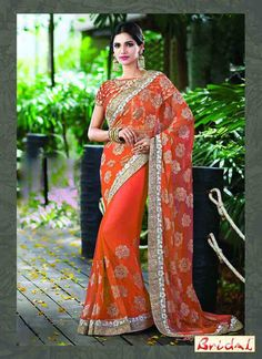 Grab the second look in this elegant attire for this season. Look sensationally awesome in this hot pink net classic designer saree. This attire is showing some really mesmerizing and innovative patte. Straight Wedding Dresses, Flapper Wedding Dresses, Wedding Dresses For Girls, Saree Wedding, Indian Dresses, Indian Outfits, Meghan Markle Dress, Bridesmaid Saree, Indian Bridal Sarees