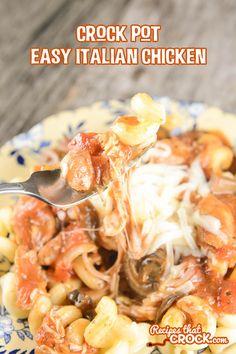 Crock Pot Easy Itali