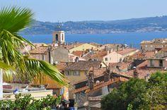 France, Sainte-Maxime la vieille ville By Alain Chantelat