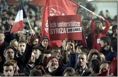 La izquierda ganó en Grecia y quiere renegociar su deuda con la Unión Europea - http://www.leanoticias.com/2015/01/26/la-izquierda-gano-en-grecia-y-quiere-renegociar-su-deuda-con-la-union-europea/