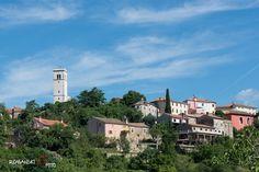 Visit Istria Oprtalj - Croatia Travel Blog