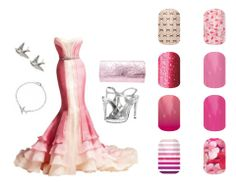 Aurora Inspired Jamberry nail wraps http://nancylikes.jamberrynails.net/