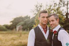 Gay weddings | Parley Manor Dorset | Alan+Tony Part 2 - Paul Underhill Photography
