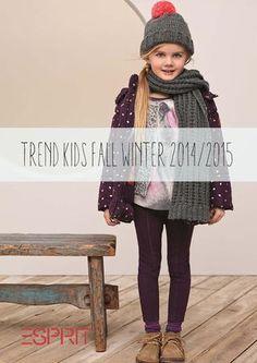 Kids Trends Fall/Winter 2014-2015