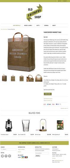 Old Faithful boutique sur la conception Web Servi