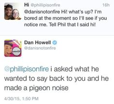 that sounds like something phil would do