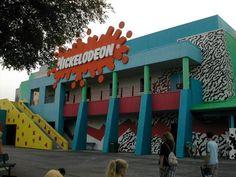 Nickelodeon Studios - Early/Mid 90s