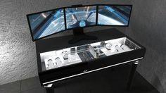PandorAdvanced prepares its Jetblack desk PC case - PandorAdvanced - News - ocaholic