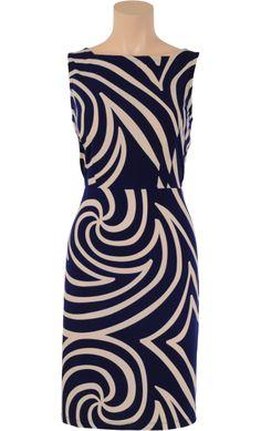 King Louie - Bardot dress Curve