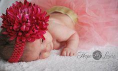 Pink tutu!