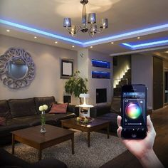 Lera Smart Home Solutions provides home automation in Australia. Get the most luxurious smart home solutions & installations! Home Automation Software, Home Automation System, Smart Home Automation, Smart Home Security, Security Cameras For Home, Home Security Systems, House Security, Home Design, Interior Design