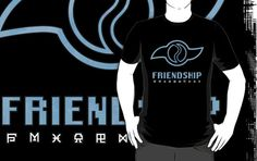 ====== Shirt for Sale ====== Crest of Friendship  Digimon tshirt by Kaiserin. ======================= #DigimonAdventure #tri