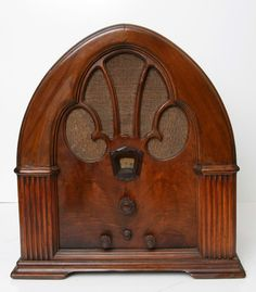 Philco Cathedral Radio