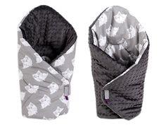 Schlafsäcke - Baby Hörnchen Minky / Babynest - ein Designerstück von Dream-zzz bei DaWanda