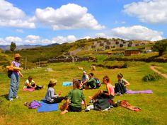 yoga peru Peru, Golf Courses, Dolores Park, About Me Blog, Yoga, World, Travel, Turkey, Viajes