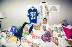 Because we are living in a Stella Jean world. http://www.thecoveteur.com/stella-jean-designer/