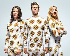 McDonald's Launches New Big Mac Fashion Collection for Burger Lovers - Us Weekly
