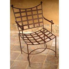 Copper Collection - Classic Arm Chair - CHR-41 #sale #furniture #copper