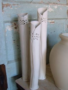 lily pottery: some more...