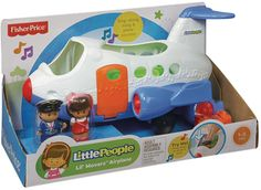 FISHER-PRICE Little People flyvemaskine