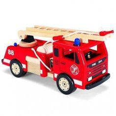 Fire Engine - 45cm Long