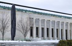 An outdoor figurative sculpture that has towered over the Toledo Museum of Art's main campus landscape for the last six months will now be a part of its permanent collection.  The museum's board of trustees unanimously approved the acquisition Dec. 8 of Paula, a 23-foot bronze sculpture by Barcelona artist Jaume Plensa.