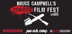 Bruce Campbell's Horror Film Festival Announces Line up