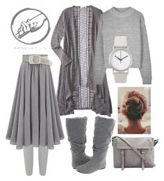 """""""Abnegation"""" by joannechan00 on Polyvore"""