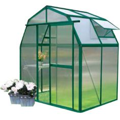 4' x 6' Greenhouse Kit  $639.86   Free shipping on all orders within the lower 48 US states.  Orders to Alaska, Hawaii, Canada or other countries Outside US require extra shipping cost.    Order your 4' x 6' Greenhouse Kit today and plant a garden