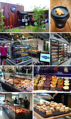 Gourmet Garage Deli/Cafe - Brisbane via POD. Pinned by Lamond Commercial Kitchens and Bars: www.lamondcatering.com Love the way we think? Then you will love working with us! Commercial kitchen and commercial bar design and install: refrigeration, kitchen gear and custom stainless steel. Phone: 1800610004 #lamondkitchens