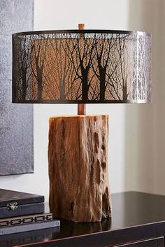 Discount Furniture, Table Lamp, Shades, Lighting, Home Decor, Homemade Home Decor, Lamp Table, Light Fittings, Interior Design