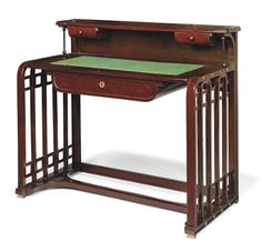 Desk / attributed to Josef Hoffmann / c. 1905 / Christie's