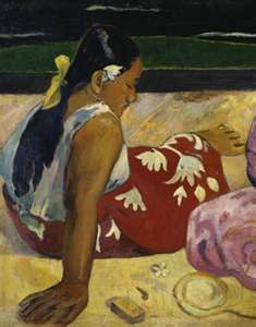 Gaugain,with Vincent van Gogh myabsolute favorite!
