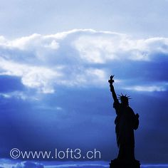Lady Liberty, Hafeneinfahrt New York