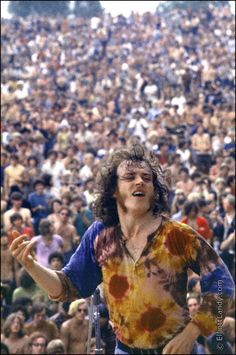 "Joe Cocker. What a performance 'With A Little Help From My Friends"" (Woodstock)"