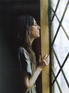 The Private World of Patti Smith - interview about her life and Memoir 'M Train'