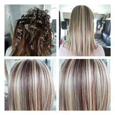 #blondehair #olaplex #ombrehairagde #olaplexagde #coiffure #coiffuredomicileagde