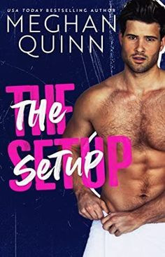 The Set Up  is the latest contemporary sports romance book by Meghan Quinn that released in September 2020. If you college romance books featuring athletes, then you'll love this must read book. Book review by She Reads Romance Books. #bookreview #romancebooks #sportsromance Lovers Romance, Romance Novels, Book Club Books, Books To Read, Book Nerd, Slow Burn, Book Boyfriends, Bestselling Author, Fiction Books