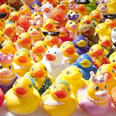 Mega Rubber Duck Assortment 100 count >>> Continue to the product at the image link. (This is an affiliate link) Baby Playroom, Duck Pond, Carnival Games, Baby Games, Rubber Duck, Toddler Toys, Mini Cupcakes, Ducks, Count