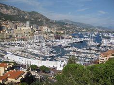 Monaco yacht show, Sept. 2012