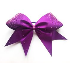 Ultra Violet Bow. Violetta Collection. KL Bows x