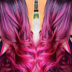 Pink Ombre <3