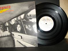 Nazareth - Close Enough For Rock  N  Roll CANADA 1976 Lp vg++ w/Inner