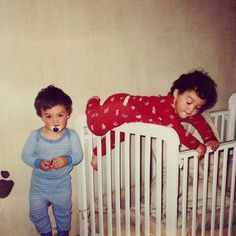 Twins are cuties the Dolans