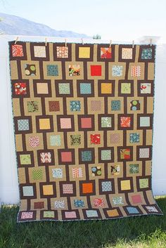 Chain Linked by Any Smart #modernquilt