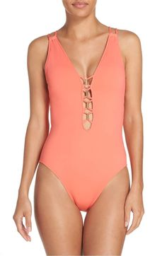 5f6947b526a Trending Tuesday - Supportive Bathing Suits for Big Busts. Women's One Piece  ...