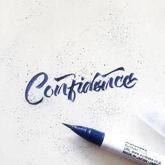 Work by @binsarap #typography #betype #lettering #handlettering...
