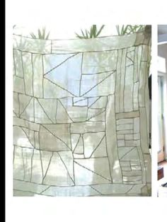 sheer quilting